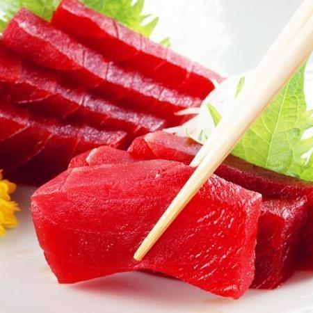 Sashimi saki tonijn 10 stuks