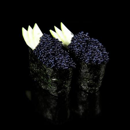 Gunkan caviar