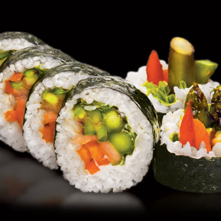 futomaki veggie roll 10 stuks
