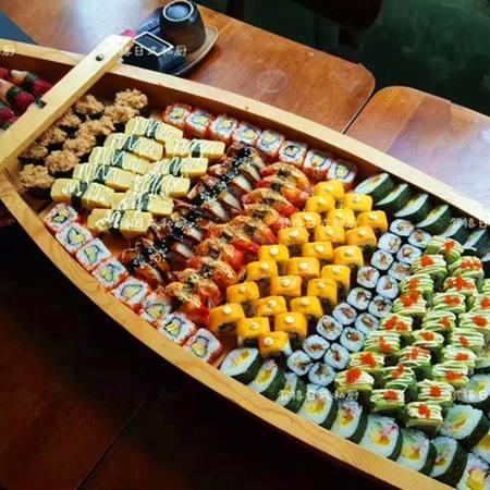 Sushi Menu's
